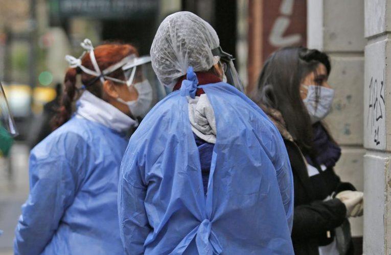 Coronavirus hoy: 16.757 nuevos casos y 249 muertes en Argentina