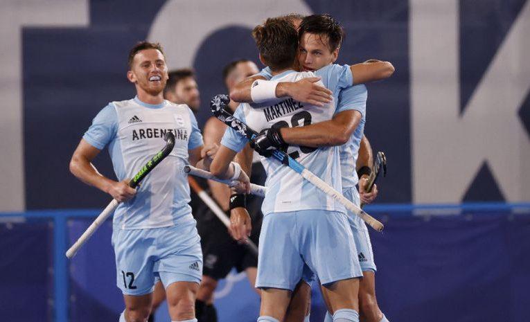Tokio: los Leones derrotaron a Nueva Zelanda y se clasificaron a los cuartos de final