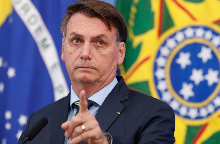 """Bolsonaro aseguró que """"los argentinos están escapando hacia Brasil"""""""