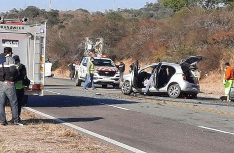 Seis personas fallecieron tras un choque en la ruta nacional 9 de Salta