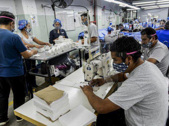 Las empresas deberán devolverle al estado la ayuda salarial que cobraron