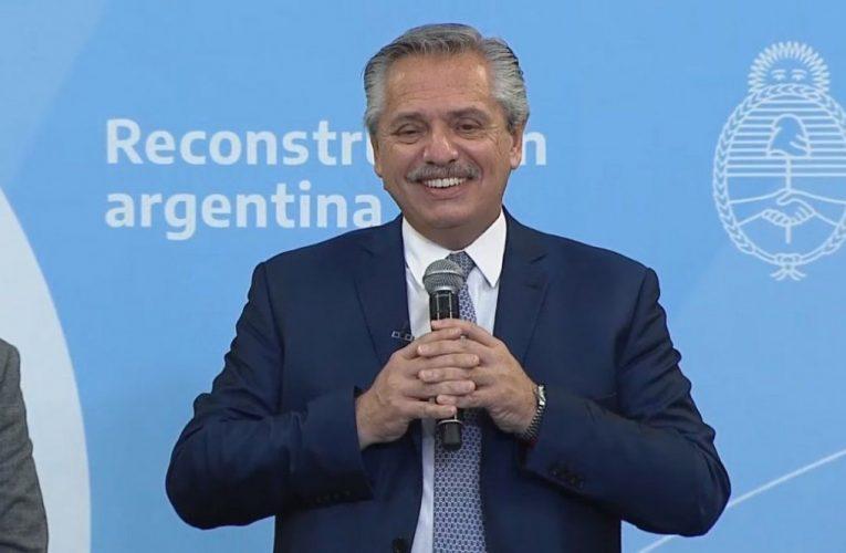 Alberto Fernández anunciará la publicación del DNI para personas no binarias