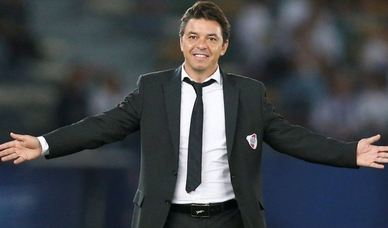 """Marcelo Gallardo: """"Me encantaría ser el entrenador de la Selección en un futuro"""""""