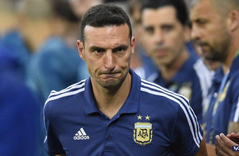 """Lionel Scaloni: """"Estos chicos van a dar el máximo para llegar a la final"""""""