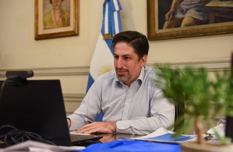 Trotta habló sobre las clases presenciales: «La Ciudad de Buenos Aires siempre está intentando encontrar caminos que desvirtúan los acuerdos que logramos»