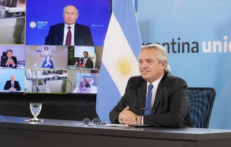 """Alberto respondió ante las criticas por la carta a Rusia: «Querían que no hiciera el reclamo, insólito"""""""