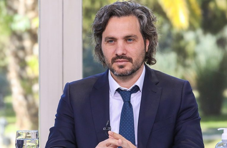 """Cafiero repudió las declaraciones de Iglesias: """"Todo lo que salió forma parte del discurso del odio"""""""