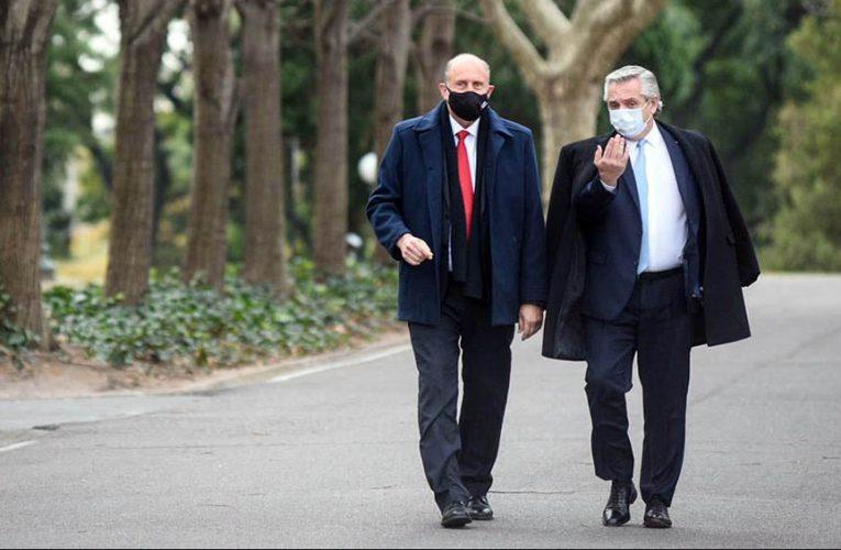 Con aval del Presidente, se presentó en Santa Fe la lista de Omar Perotti